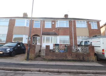 Thumbnail 3 bed terraced house for sale in Draycott Road, Coventry