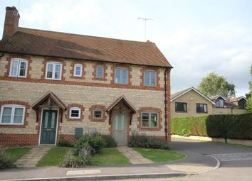 Thumbnail 2 bed semi-detached house to rent in Waylands, Uffington, Faringdon