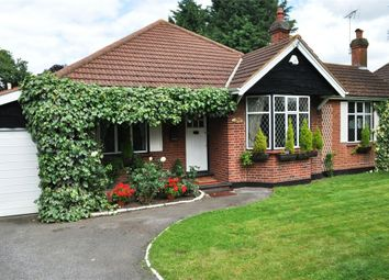 Thumbnail 3 bed detached bungalow for sale in Laleham Road, Staines Upon Thames, Surrey