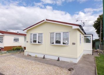 Thumbnail 2 bed mobile/park home for sale in Locking, Weston-Super-Mare, Somerset