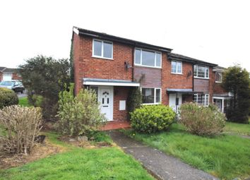 Thumbnail 3 bed terraced house for sale in Church Lane, Barwell, Leicester