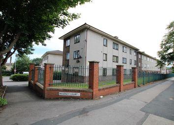 Thumbnail 3 bed flat for sale in Regency Court, Bradford