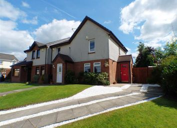 Thumbnail 3 bedroom end terrace house for sale in Dee Place, Gardenhall, East Kilbride