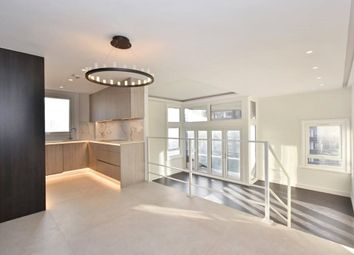 Thumbnail 3 bed flat to rent in The Water Gardens, London