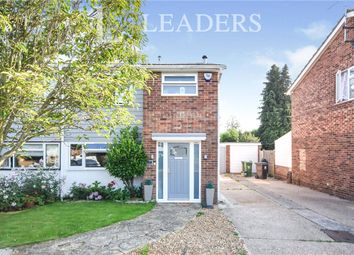 Thumbnail Semi-detached house for sale in Packe Close, Feering, Colchester