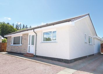 Thumbnail 3 bedroom detached bungalow for sale in Drumashie Road, Lochardil, Inverness