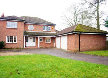 Thumbnail 4 bed detached house for sale in West Lutton, Malton