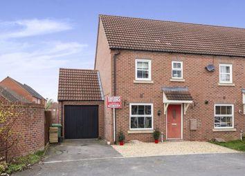 Thumbnail 3 bedroom semi-detached house for sale in Uxbridge Lane Kingsway, Quedgeley, Gloucester, Gloucestershire