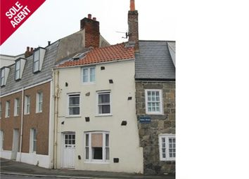 Thumbnail 1 bedroom terraced house for sale in Glategny Esplanade, St. Peter Port, Guernsey