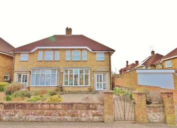 Thumbnail 3 bedroom semi-detached house for sale in The Old Road, Cosham, Portsmouth