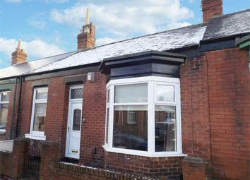 Thumbnail 2 bed terraced house for sale in Hawarden Crescent, Sunderland, Tyne And Wear