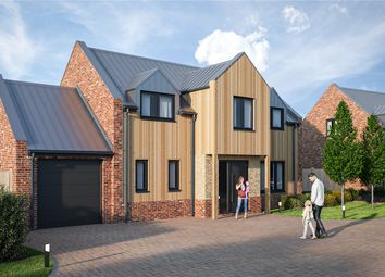 Thumbnail 3 bed country house for sale in White Acres Barns, Maiden Lane, Cherhill, Wiltshire