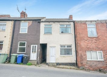 Thumbnail 3 bed terraced house to rent in Station Road, Brimington, Chesterfield