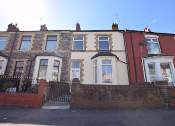 Thumbnail 3 bedroom terraced house for sale in Broadway, Adamsdown