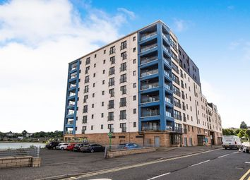 Thumbnail 3 bed flat for sale in Lochinvar Drive, Edinburgh
