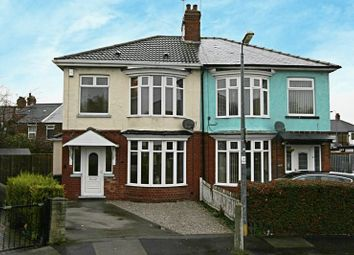 Thumbnail 3 bed semi-detached house for sale in Dundee Street, Hull