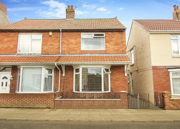 Thumbnail 2 bed semi-detached house for sale in Avenue Terrace, Seaton Delaval, Whitley Bay