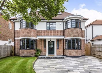 Thumbnail 5 bed detached house for sale in Ailsa Road, St Margarets, Twickenham