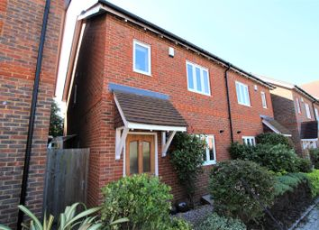 Thumbnail 3 bed semi-detached house for sale in Marley Close, Oxford