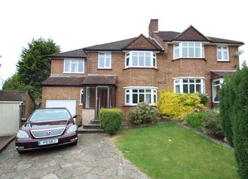 Thumbnail 2 bedroom semi-detached house to rent in Abbots Green, Addington, Croydon