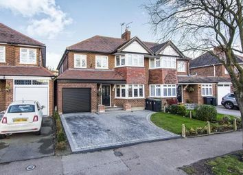 Thumbnail 4 bed semi-detached house for sale in Theydon Bois, Essex