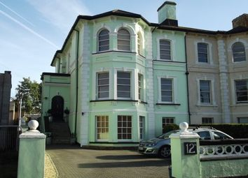 Thumbnail 1 bed flat to rent in 12A Barton Villas, Dawlish