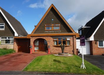 Thumbnail 3 bed detached house for sale in Wayfield Drive, Stafford