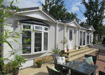 Thumbnail 2 bed mobile/park home for sale in Tulip Court, Organford, Poole