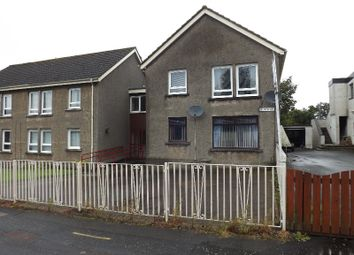 Thumbnail 1 bedroom flat for sale in Black Street, Airdrie, North Lanarkshire
