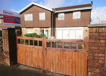 Thumbnail 4 bed detached house for sale in Harlech Drive, Castle Park, Merthyr Tydfil