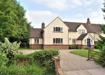 Thumbnail 4 bed semi-detached house for sale in Great Easton, Dunmow, Essex