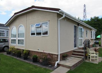 Thumbnail 2 bed mobile/park home for sale in Bluebell Woods Shalloak Road, Broad Oak, Canterbury