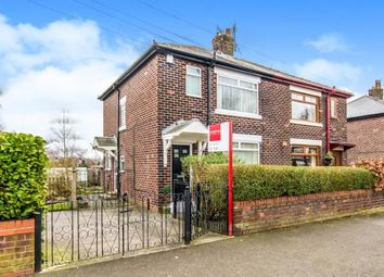 Thumbnail 3 bedroom semi-detached house for sale in Edward Street, Denton, Manchester, Greater Manchester