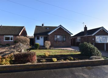 Thumbnail 3 bedroom detached bungalow for sale in Grasmere Road, Loughborough