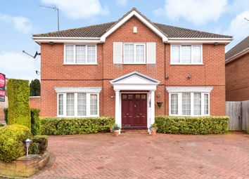 Thumbnail 5 bed detached house for sale in Wentworth Avenue, Elstree