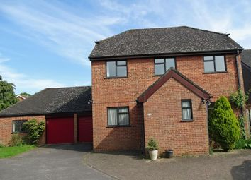 Thumbnail 4 bed detached house for sale in Bishops Mead, Laverstock, Salisbury