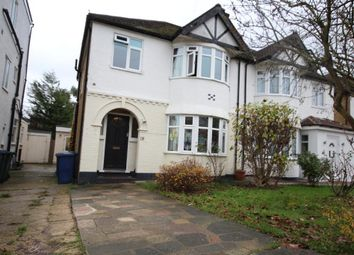 Thumbnail 4 bed semi-detached house for sale in Windsor Avenue, Edgware, Middlesex