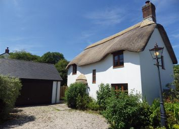 Thumbnail 4 bed cottage for sale in Woodthorne Cottage, West Putford, Holsworthy