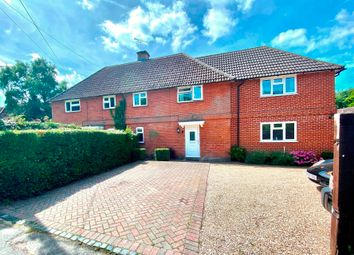 Thumbnail 5 bed semi-detached house for sale in Glebe Lane, Hartley Wintney, Hook