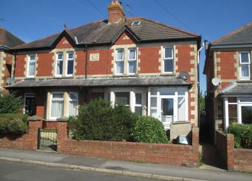 Thumbnail 3 bed semi-detached house for sale in Rosebery Avenue, Yeovil