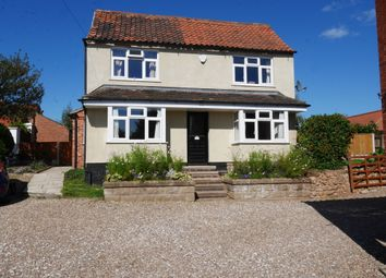 Thumbnail 3 bed detached house to rent in Main Street, Woodborough, Nottingham