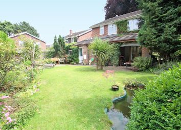 Thumbnail 3 bed detached house for sale in Colwick Park Close, Colwick, Nottingham
