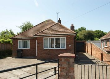 Thumbnail 2 bed detached bungalow for sale in Burntwood Road, Drury, Flintshire.