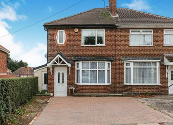 Thumbnail 3 bedroom semi-detached house for sale in Oundle Road, Kingstanding, Birmingham