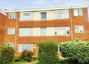 Thumbnail 1 bed flat for sale in Windermere Court, Quantock Drive, Ashford, Kent