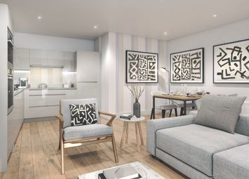 Thumbnail 2 bed flat for sale in Benhill Road, Camberwell