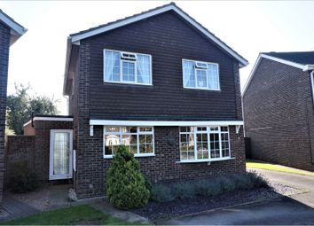 Thumbnail 4 bed detached house for sale in Meadowvale, Scawby