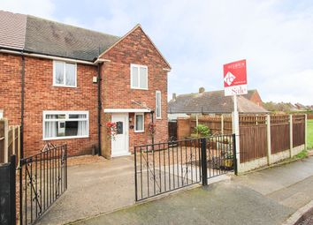 Thumbnail 3 bed semi-detached house for sale in Bevan Drive, Inkersall, Chesterfield