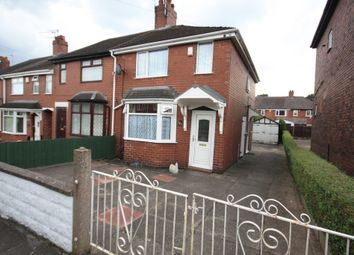 Thumbnail 2 bedroom end terrace house for sale in Richards Avenue, Tunstall, Stoke-On-Trent