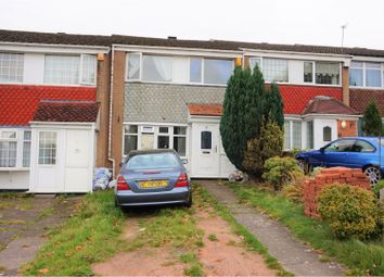 Thumbnail 3 bed terraced house for sale in Monmouth Road, Birmingham